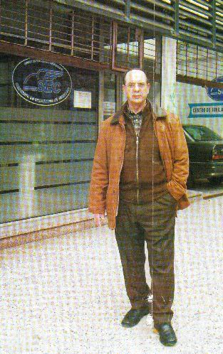 Pedro A. Mezzapelle-Secretario Gral. del SECZA